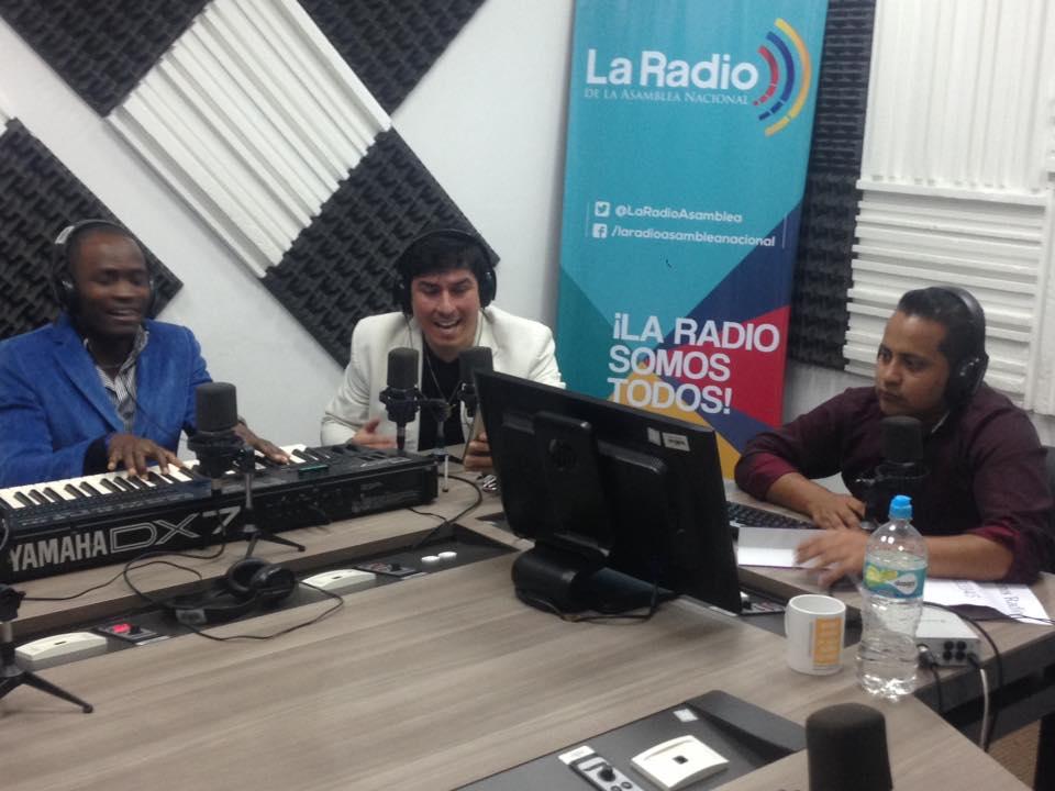El Duende de la Calle Quito presenta entrevista a  Hugo Armijos