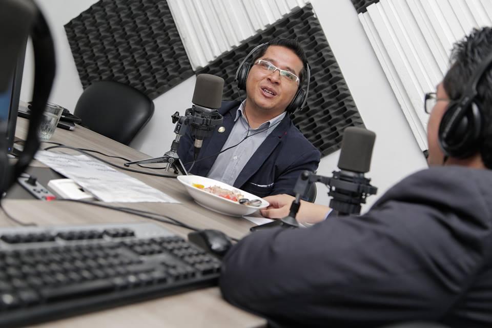 Henry Moreno: El asambleísta al que la vida le enseñó a hacer de todo