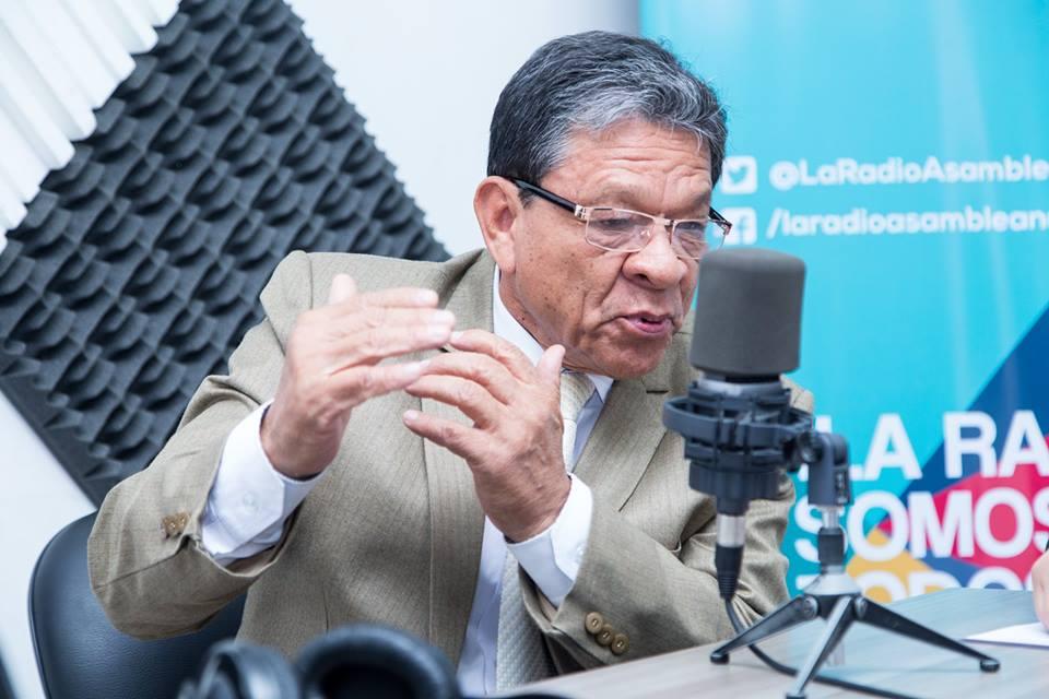 Carlos Cambala: El luchador de Santa Elena