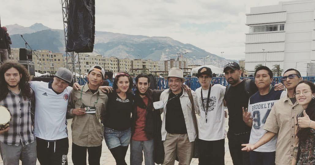 El Duende de la Calle Quito presenta entrevista a La Siembra