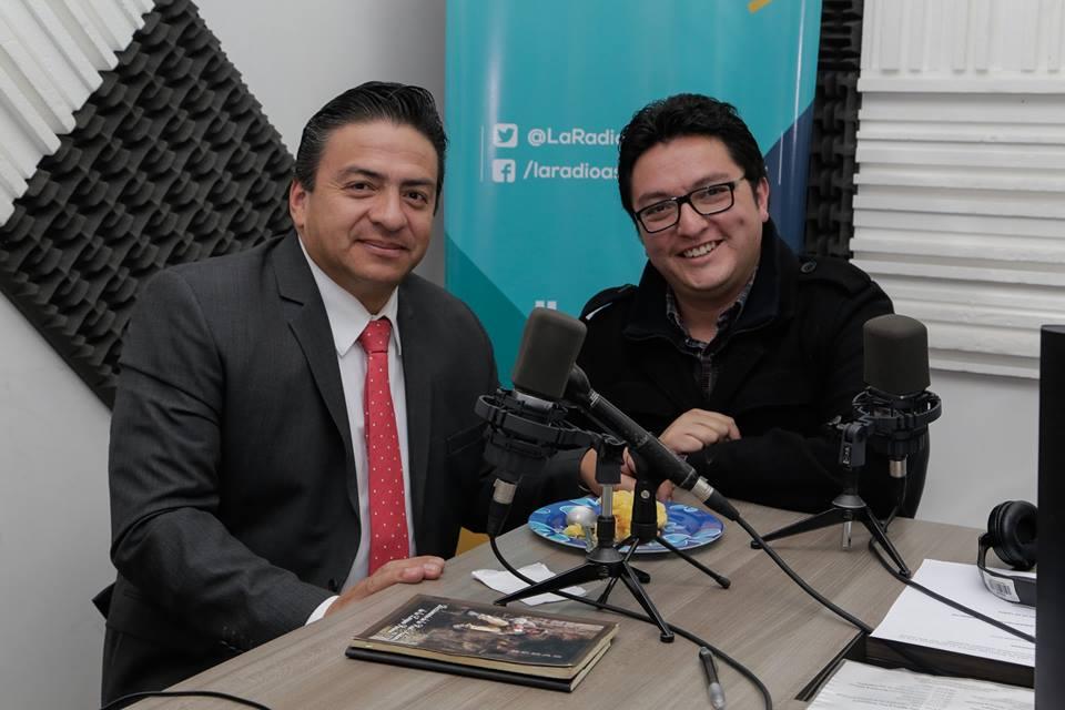 Fernando Burbano: El humor es lo suyo