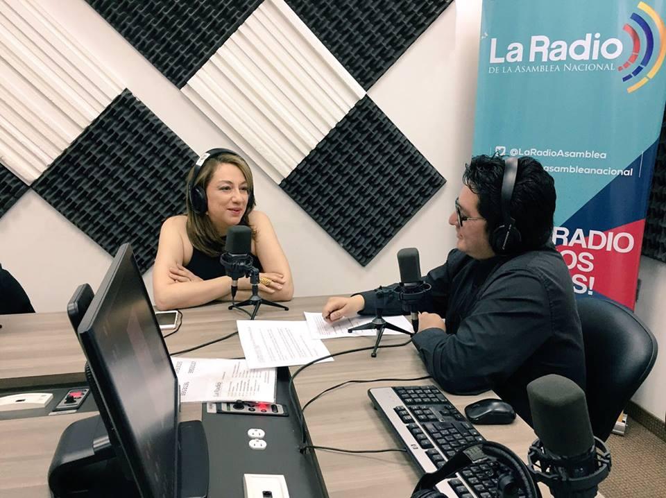 Soledad Buendía: Su corazón está en la ruralidad