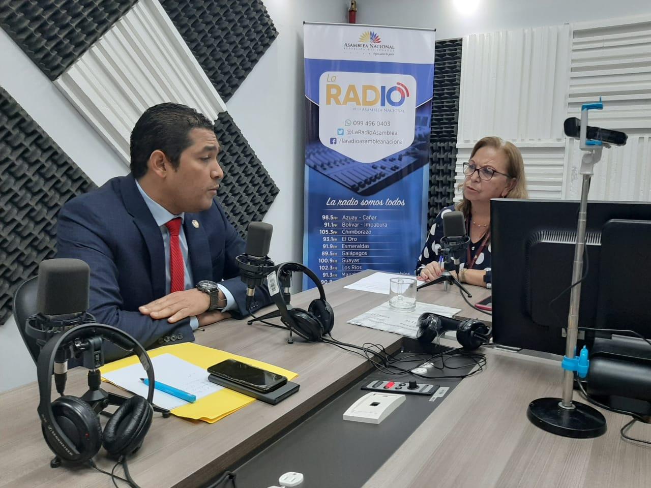 César Solórzano: Proyecto de Ley Económico Urgente.