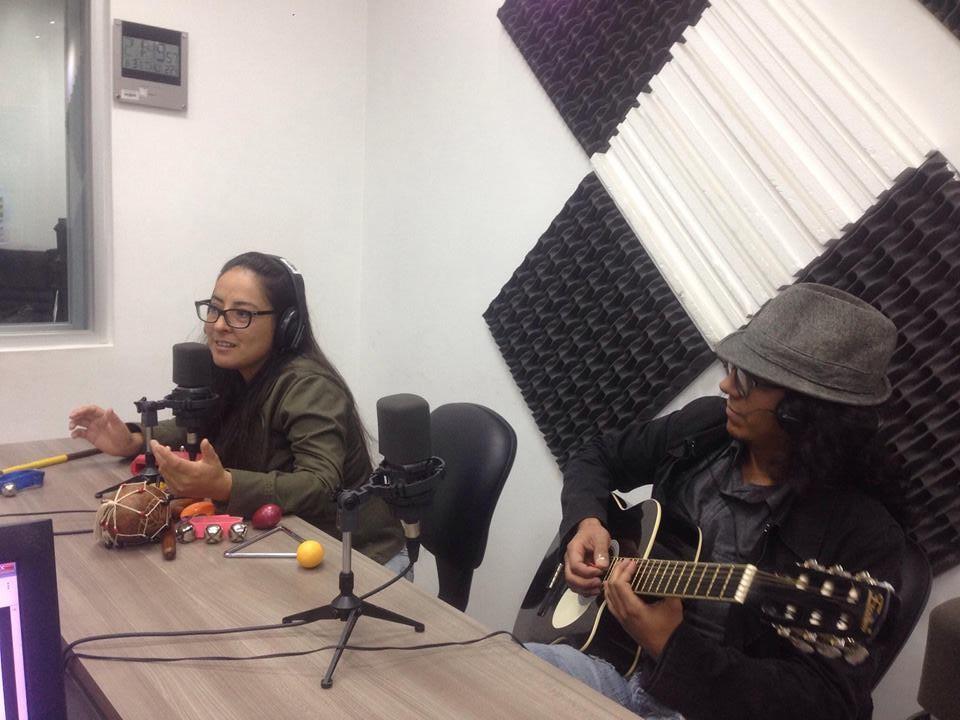El Duende de la Calle Quito presenta entrevista a Salmo Reggae