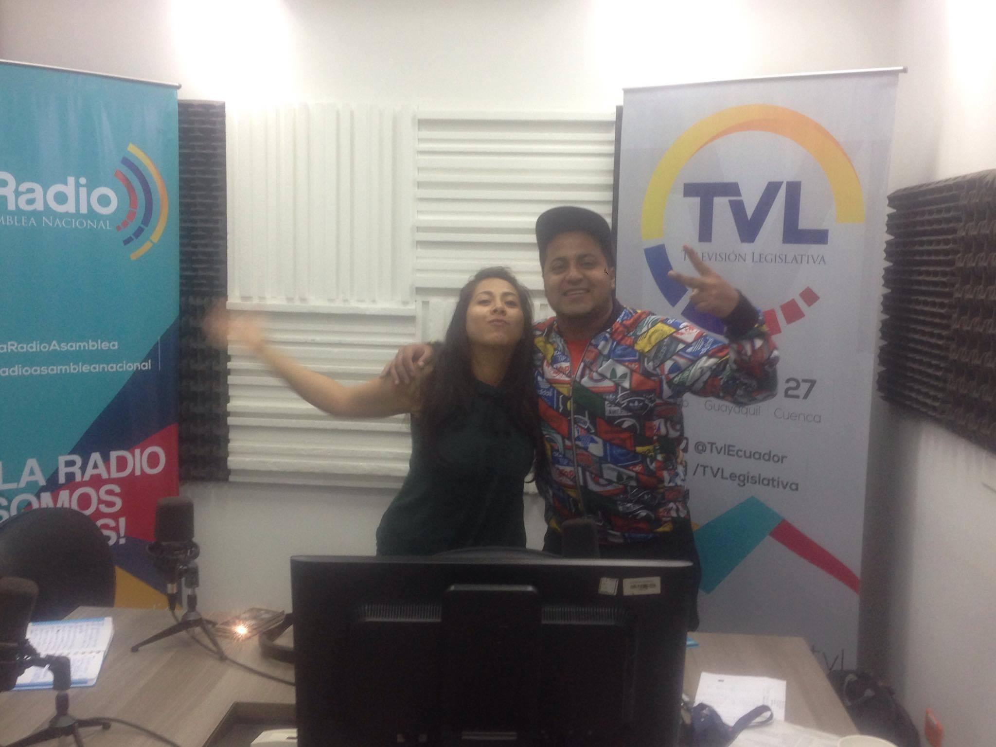El Duende de la Calle Quito presenta entrevista a Andrea Brito
