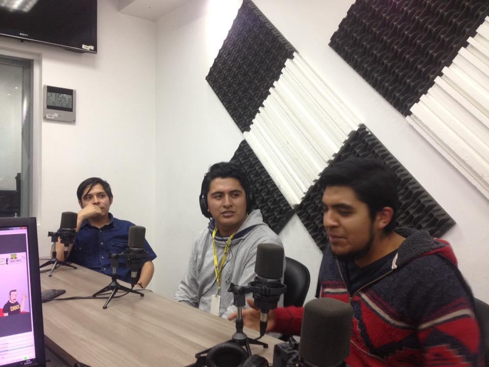 El Duende de la Calle Quito presenta entrevista a La Odisea de Valdez