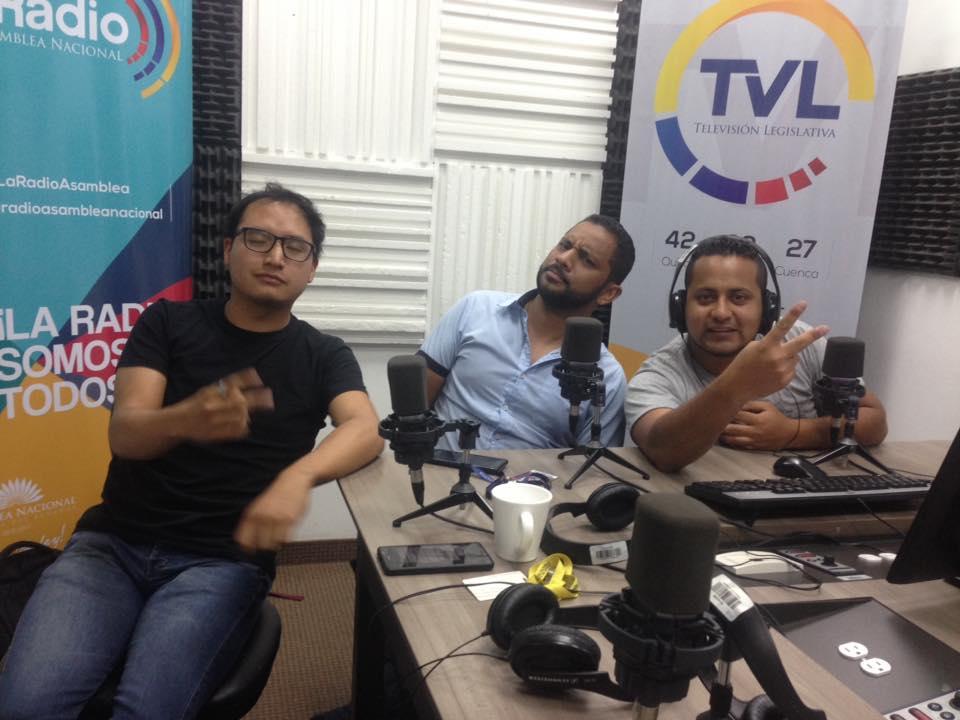 El Duende de la Calle Quito presenta entrevista a