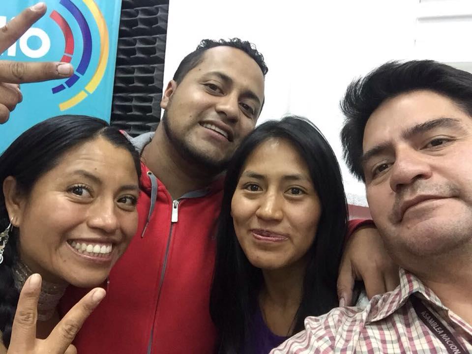 El Duende de la Calle Quito presenta entrevista a Sumak Batidas