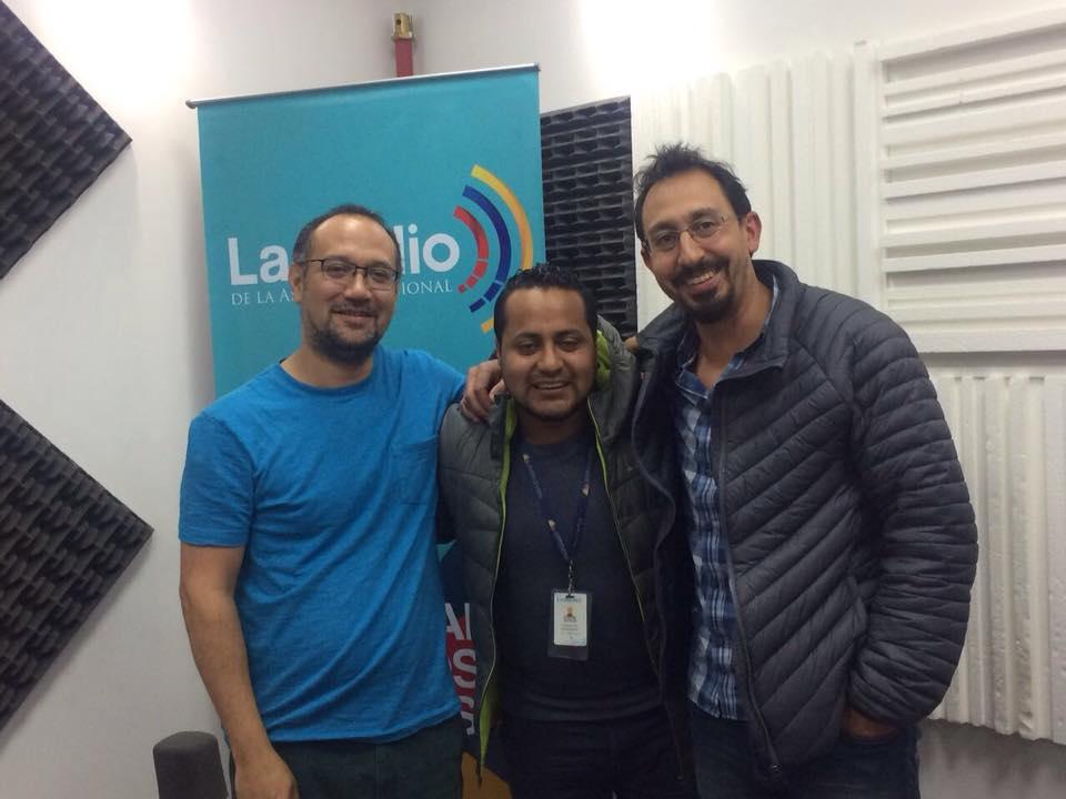 El Duende de la Calle Quito presenta entrevista a Guardarraya