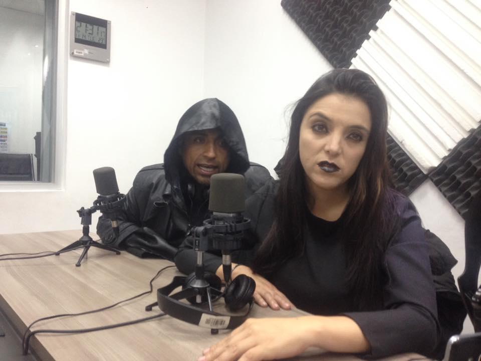 El Duende de la Calle Quito presenta entrevista a La Parca y Abigail