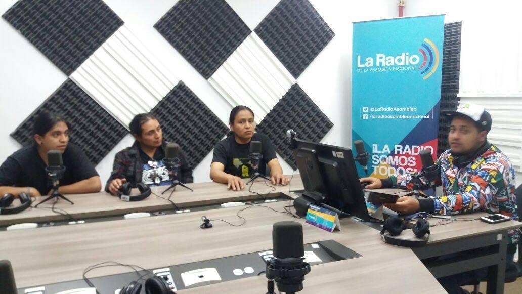 El Duende de la Calle Quito presenta entrevista a KRK