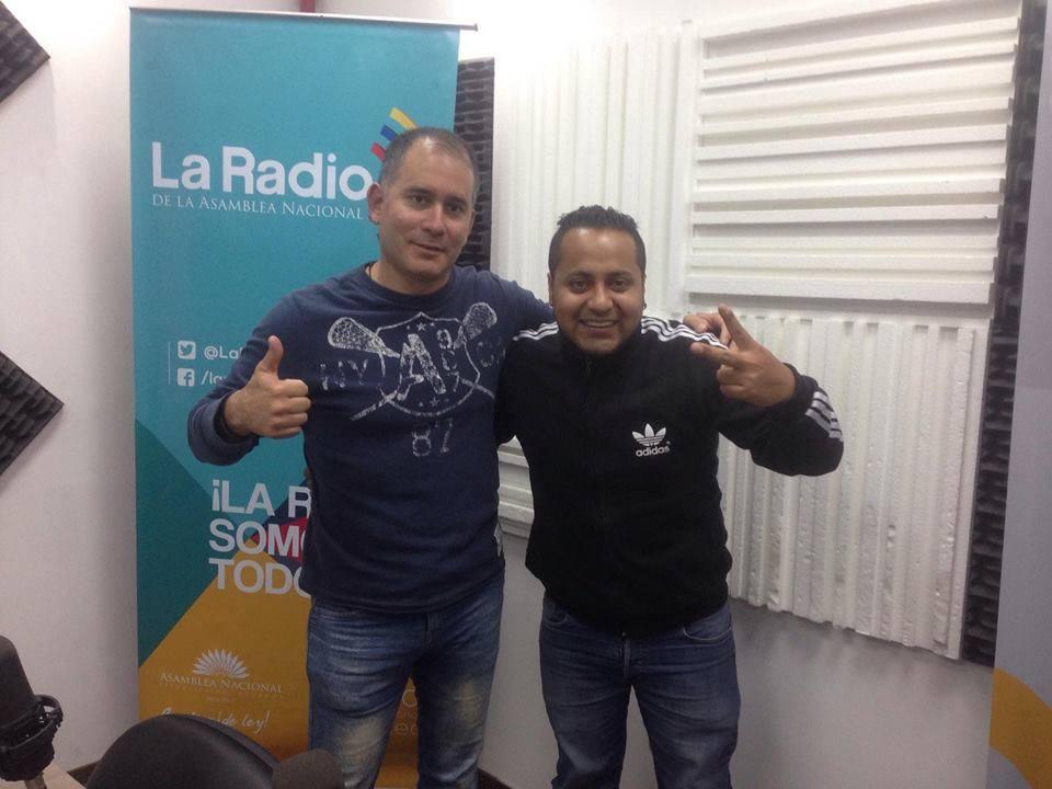 El Duende de la Calle Quito presenta entrevista a Paulo Rosales