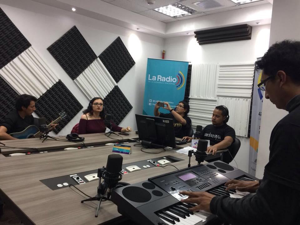 El Duende de la Calle Quito presenta entrevista a Furitama