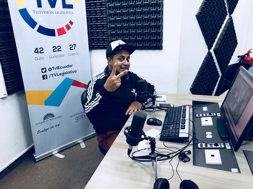 El Duende de la Calle Quito presenta entrevista a Lu Miranda