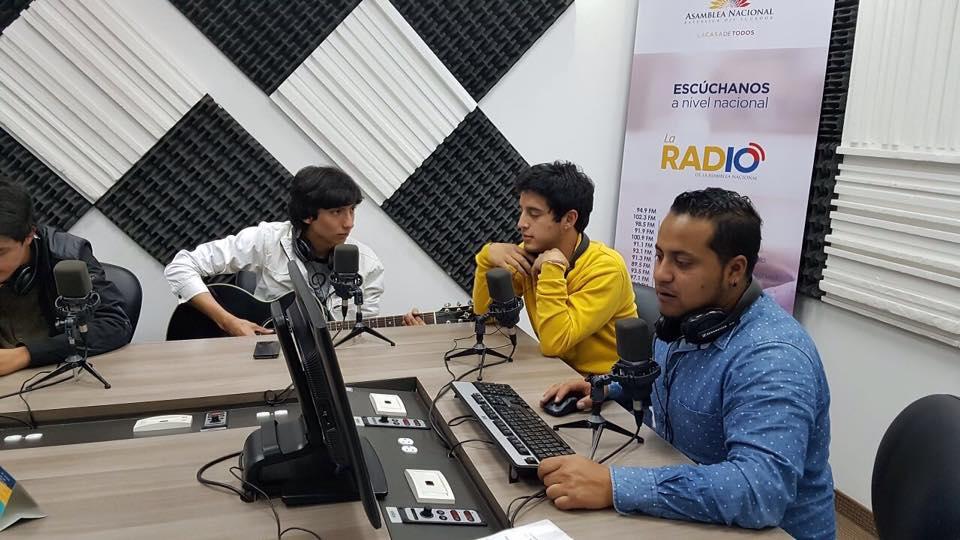 El Duende de la Calle Quito presenta entrevista a  Nada Personal