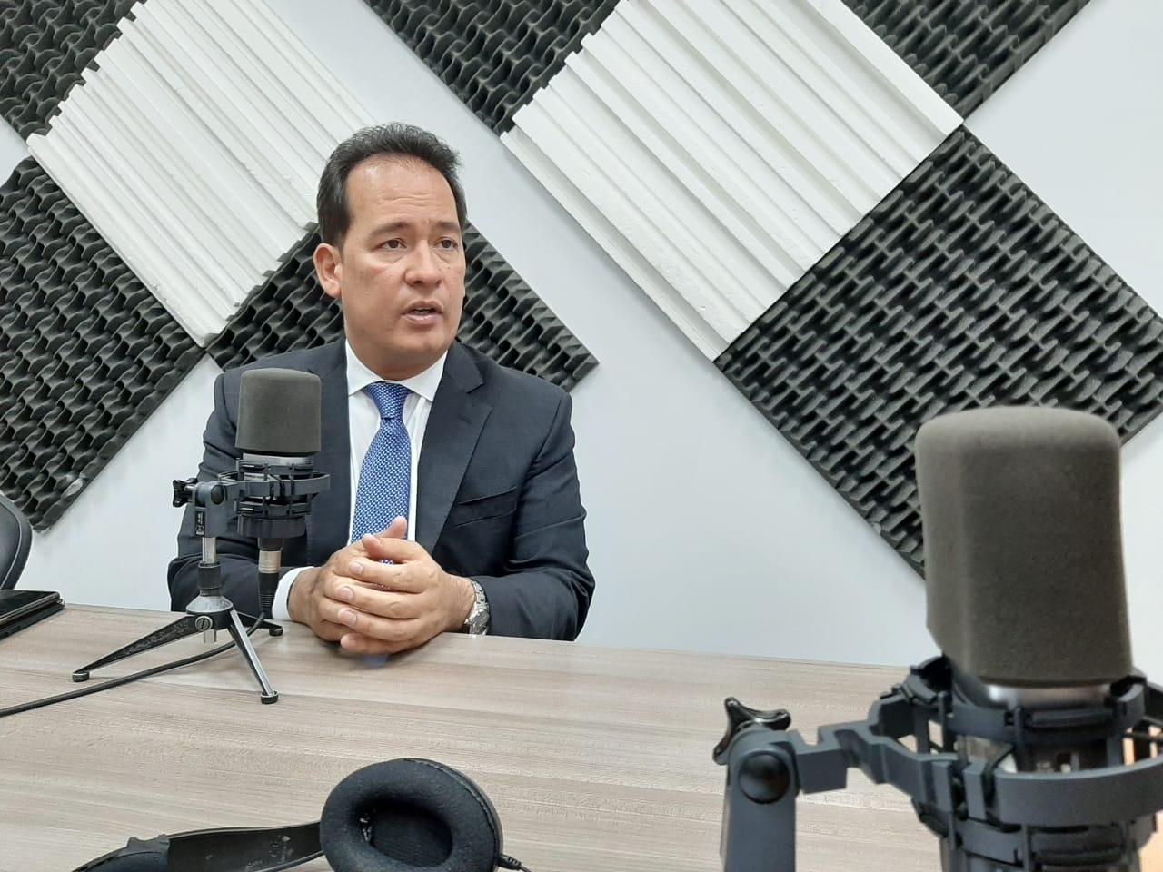 Henry Cucalón: Reformas al COIP.
