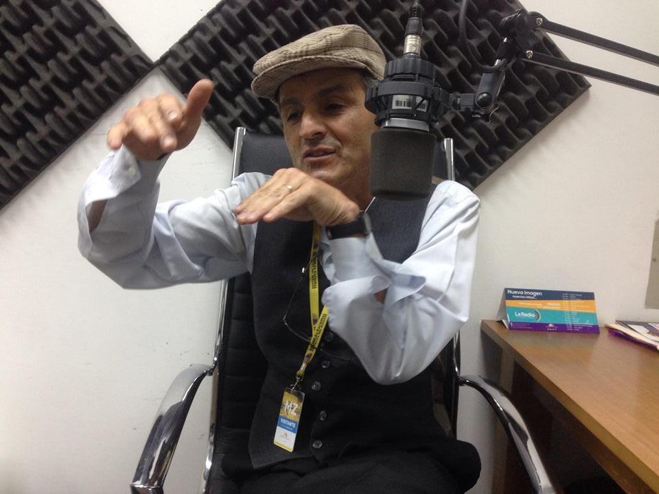 El Duende de la Calle Quito presenta entrevista a Justo Criollo