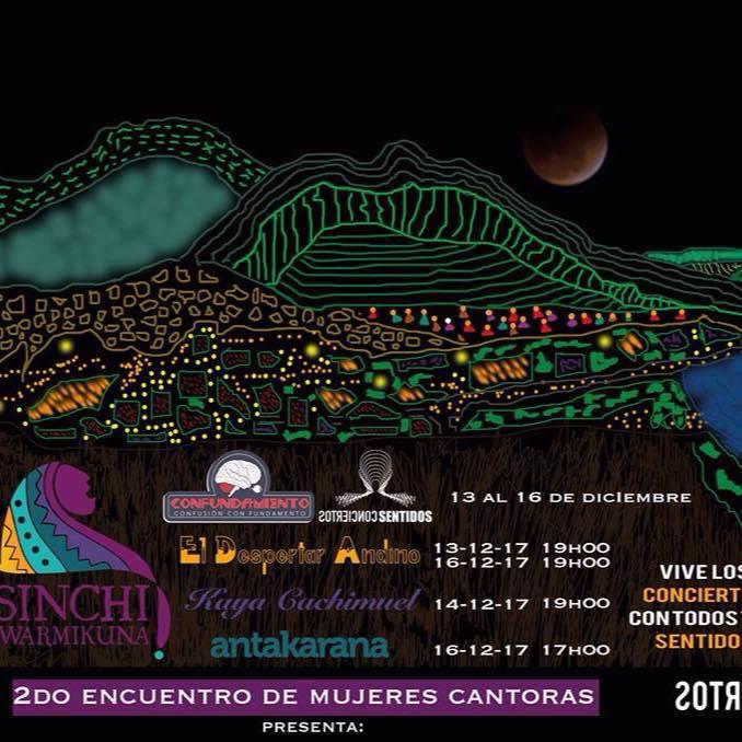 CONCIERTOS SENTIDOS/ARTE SENSORIAL