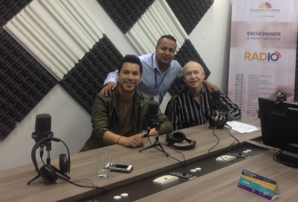 El Duende de la Calle Quito presenta entrevista a Fosje y Daniel Paez