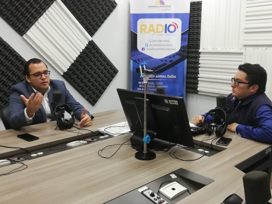 Héctor Yépez: Proyecto económico urgente
