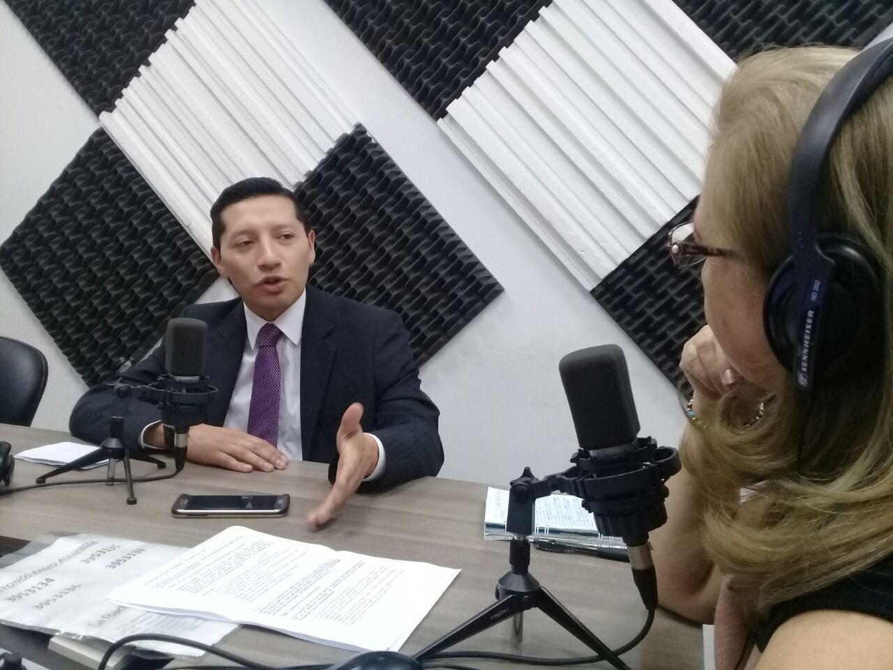 Santiago Cevallos: Del IEPI al SENADI
