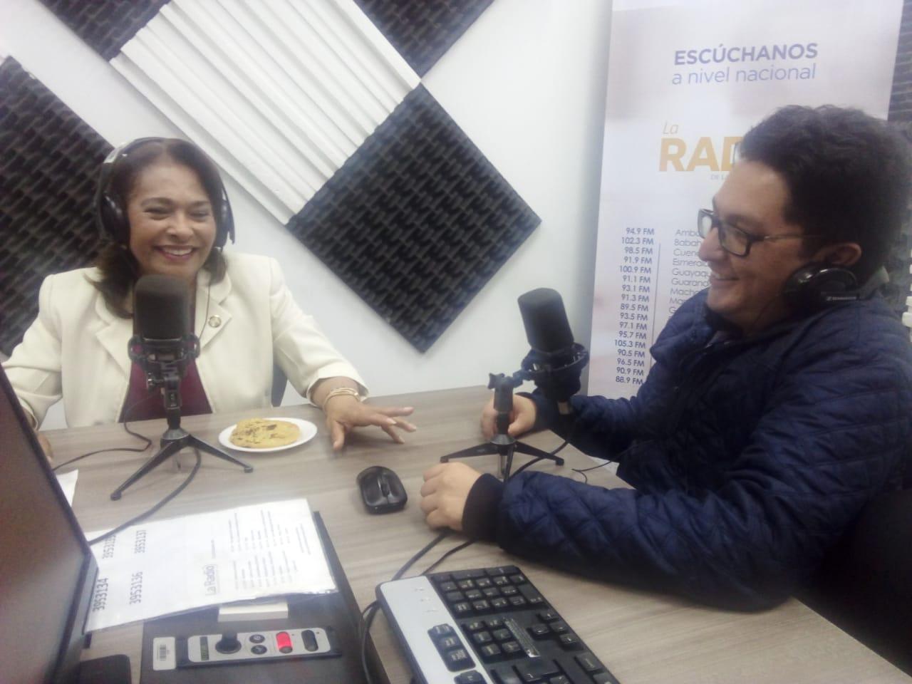 Patricia Henríquez: Más machaleña que el verde