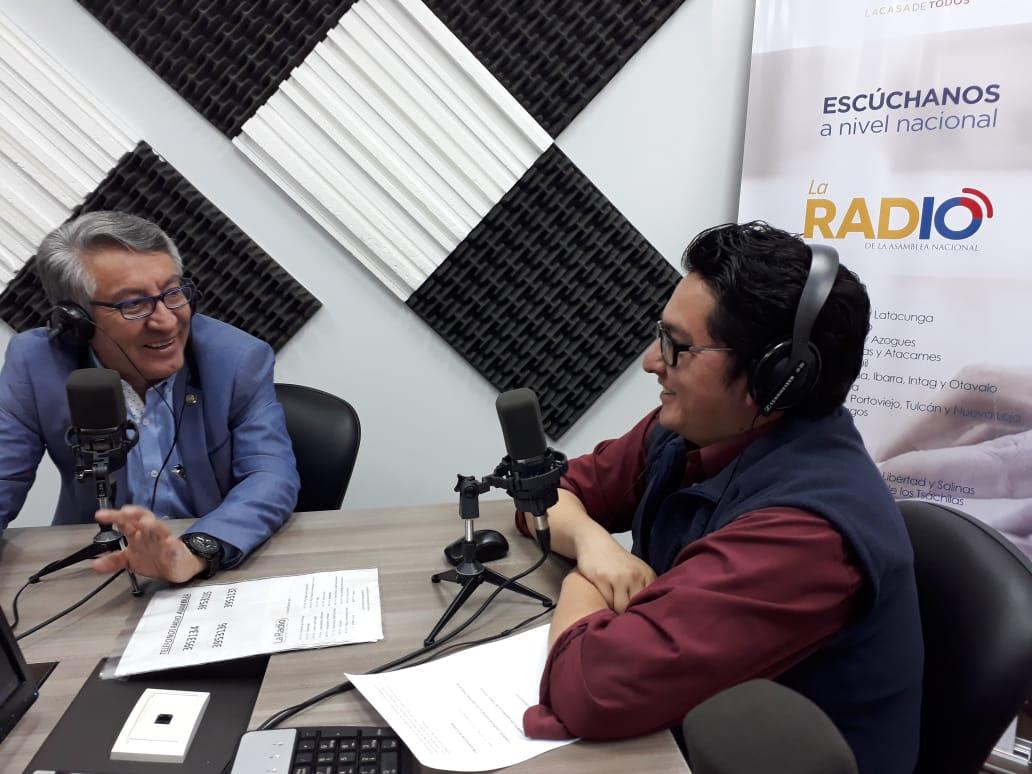 Mauricio Proaño: El agricultor del Legislativo
