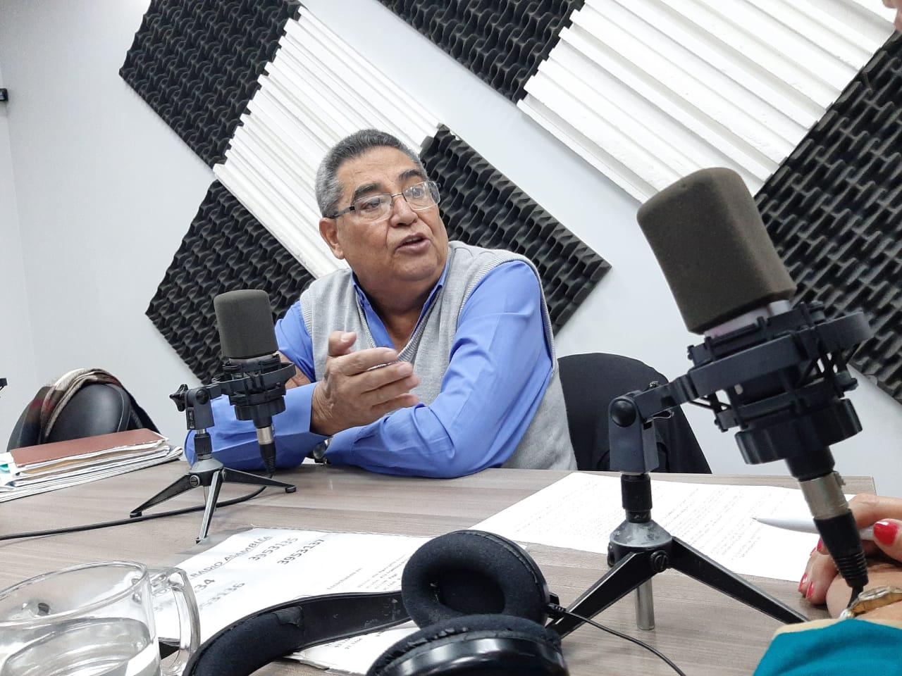 Francisco Muñoz:  Denuncias de medicinas caducadas en el HCAM