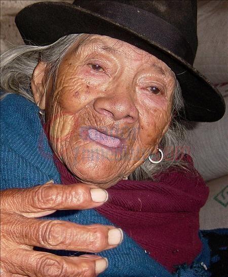 Sinchi Warmi Rimay - Mama Tránsito Amaguaña