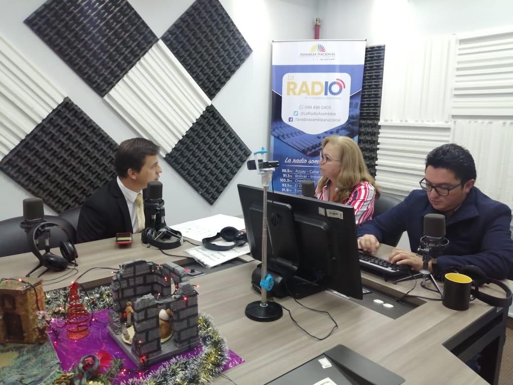 Álvaro Guzmán : Resultados operativos en feriado de fin de año.