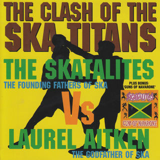 Concierto de The Skatalites