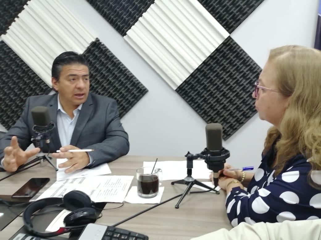 Fernando Burbano: Informe de las investigaciones del paro ocurrido en Ecuador.