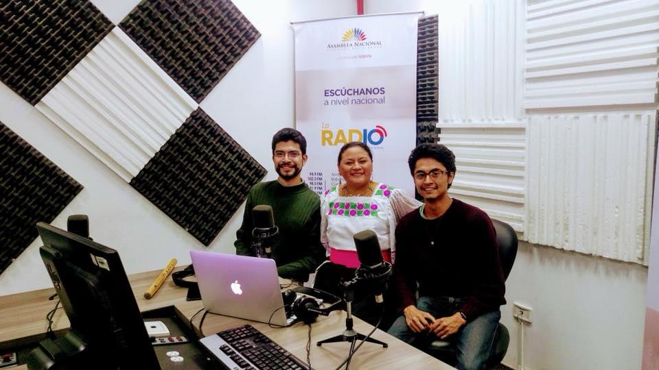 3er Festival Quito Cellos y el grupo Urubamba
