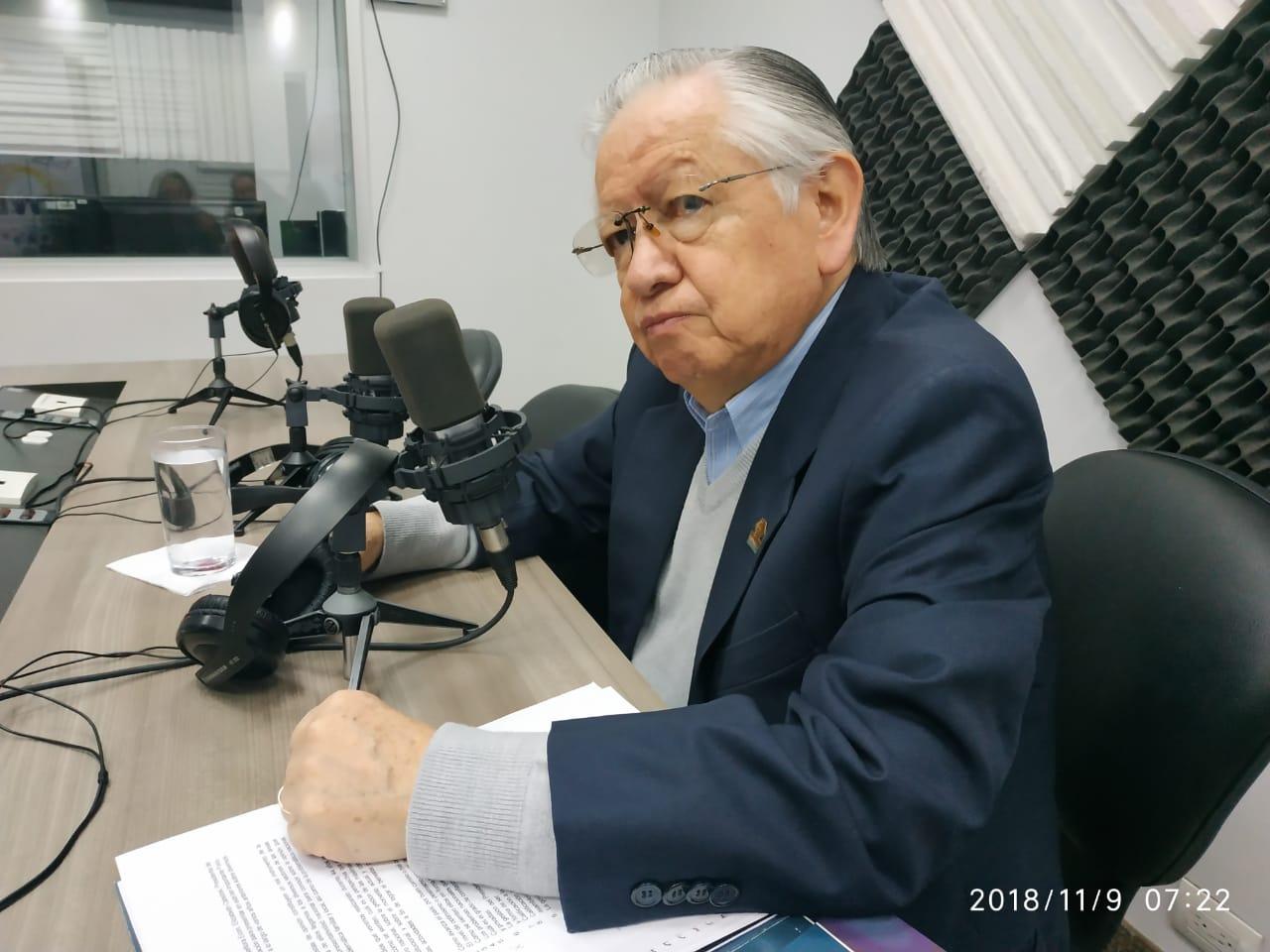 Ángel Polibio Córdova: Confianza de la gente en la gestión de la Legislatura.