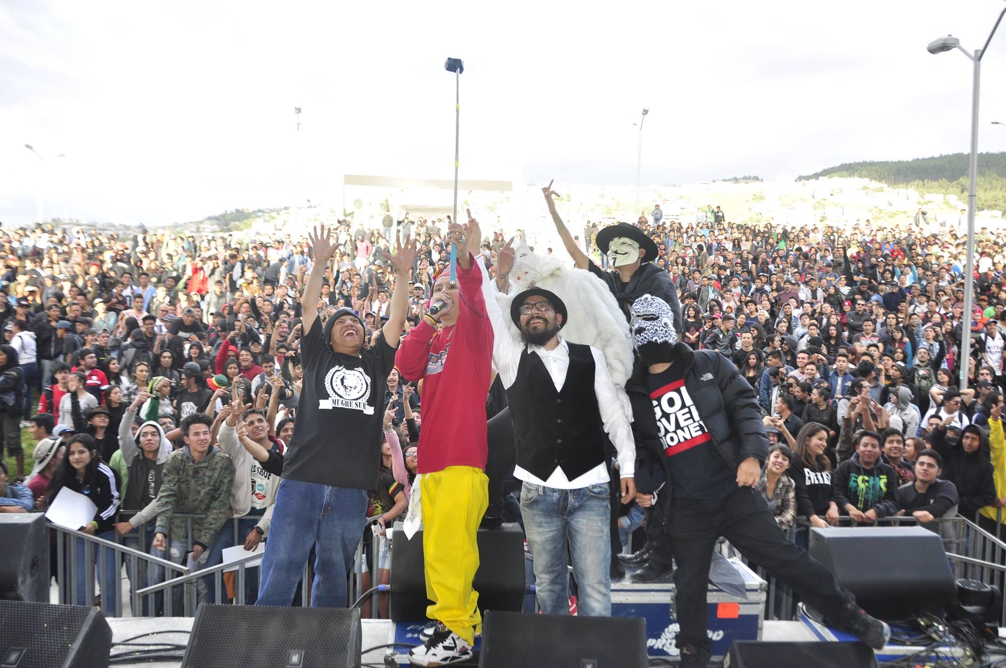 Música Ecuatoriana 2019