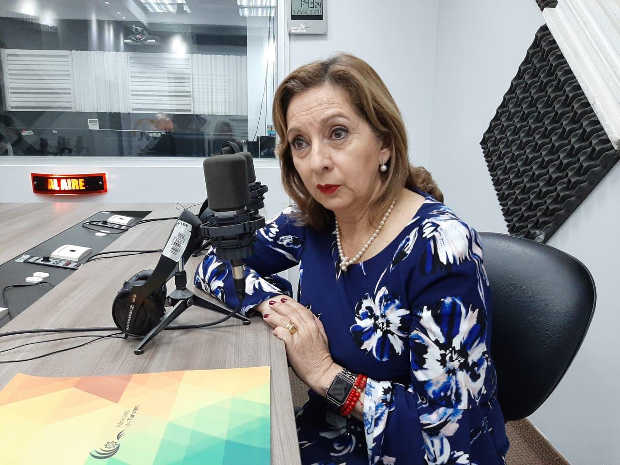 Rosi Prado: Apertura de rutas aéreas.