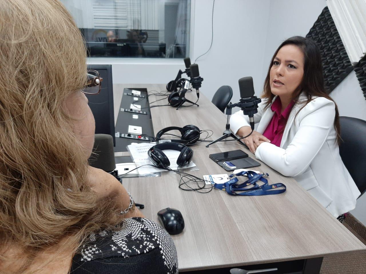 Johanna Cedeño: Investigación del financiamiento a campañas electorales