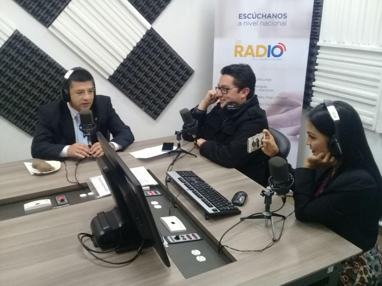 Javier Cadena: Un conservador de pura cepa