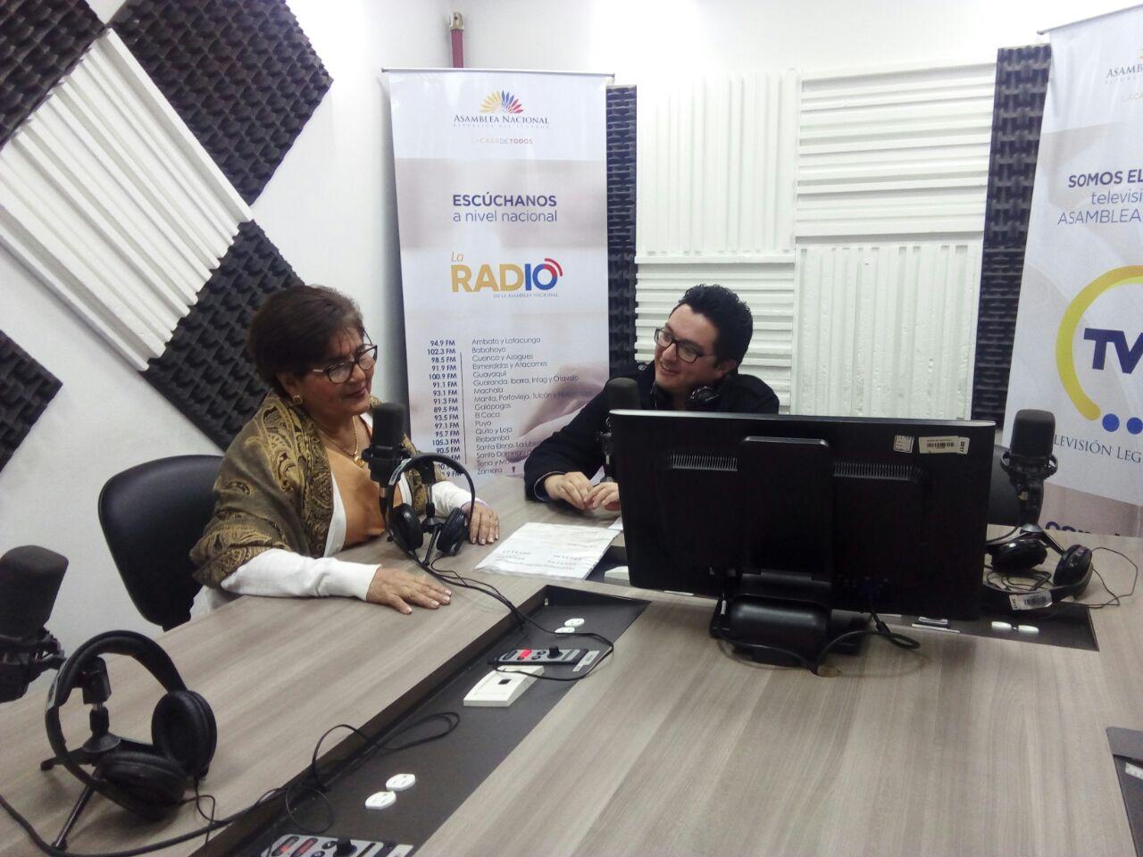 Teresa Benavides: la maestra de la Asamblea Nacional