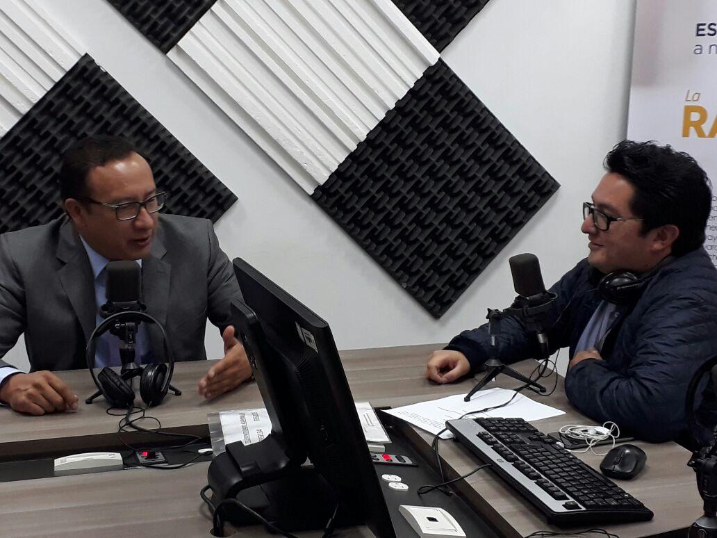 Fafo Gavilánez: Desde pequeño se preparó para estar en el Legislativo