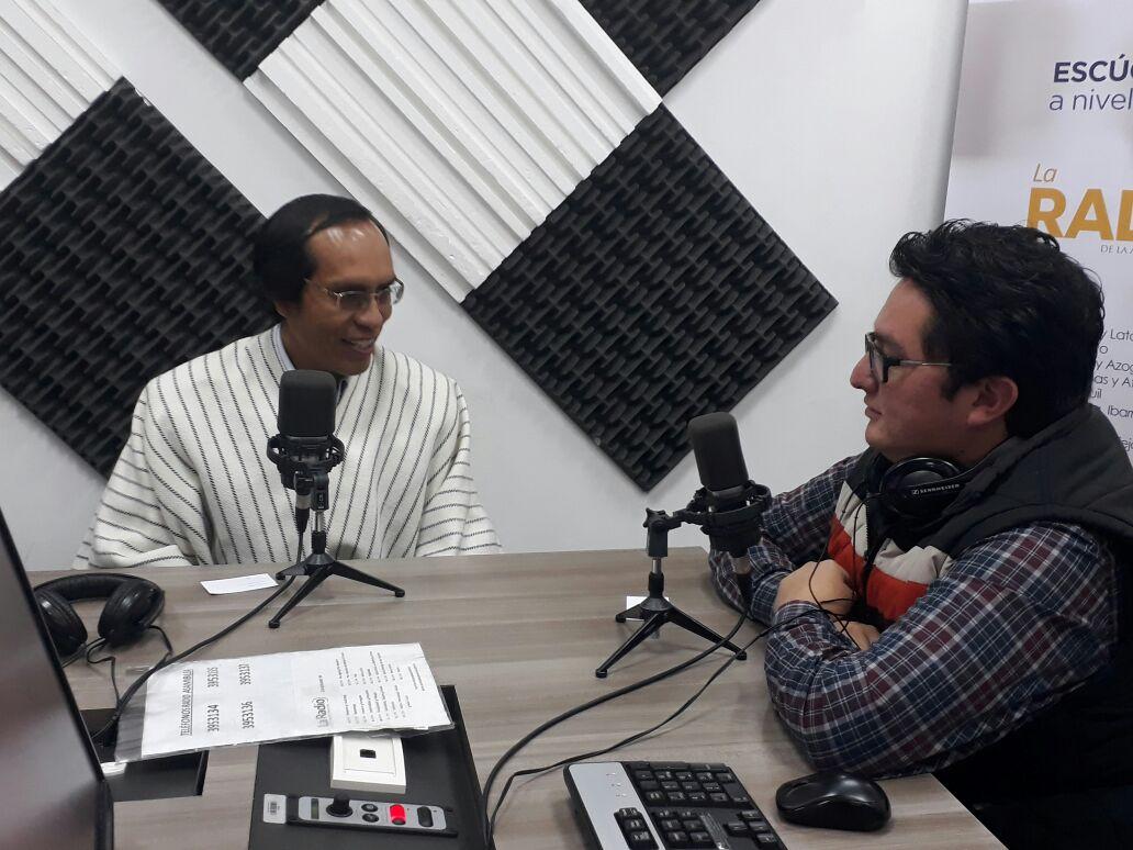 Pedro Curichumbi: El querer es poder