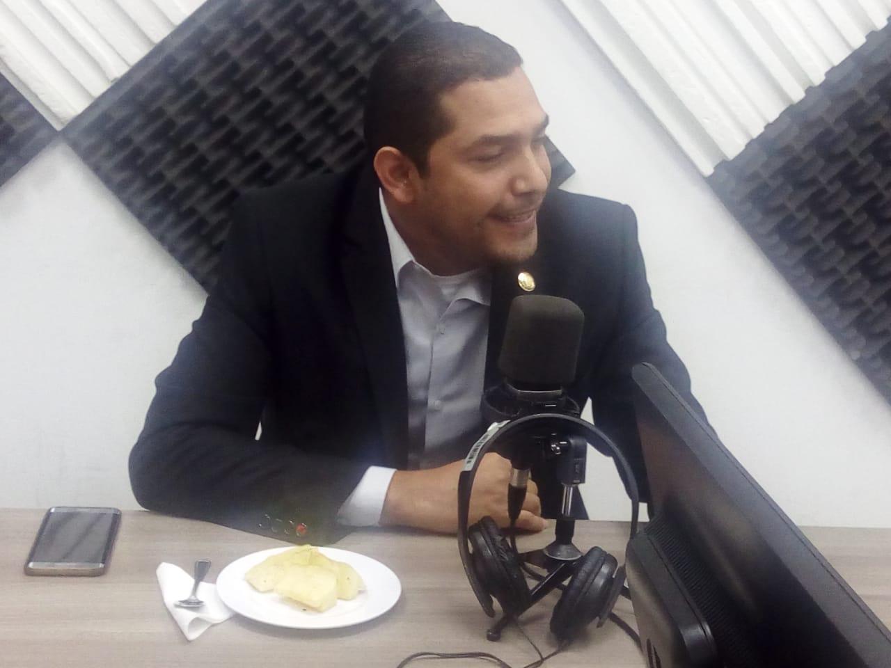 César Solórzano: Un apasionado de la tecnología