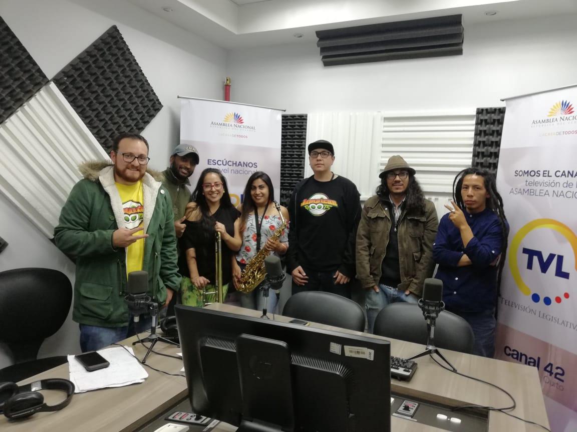 Jamaican Roots - Entrevista a Salmo Reggae