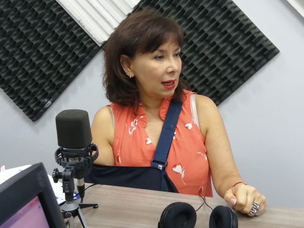 Yolanda Gaete: Sanciones por mala disposición de basura