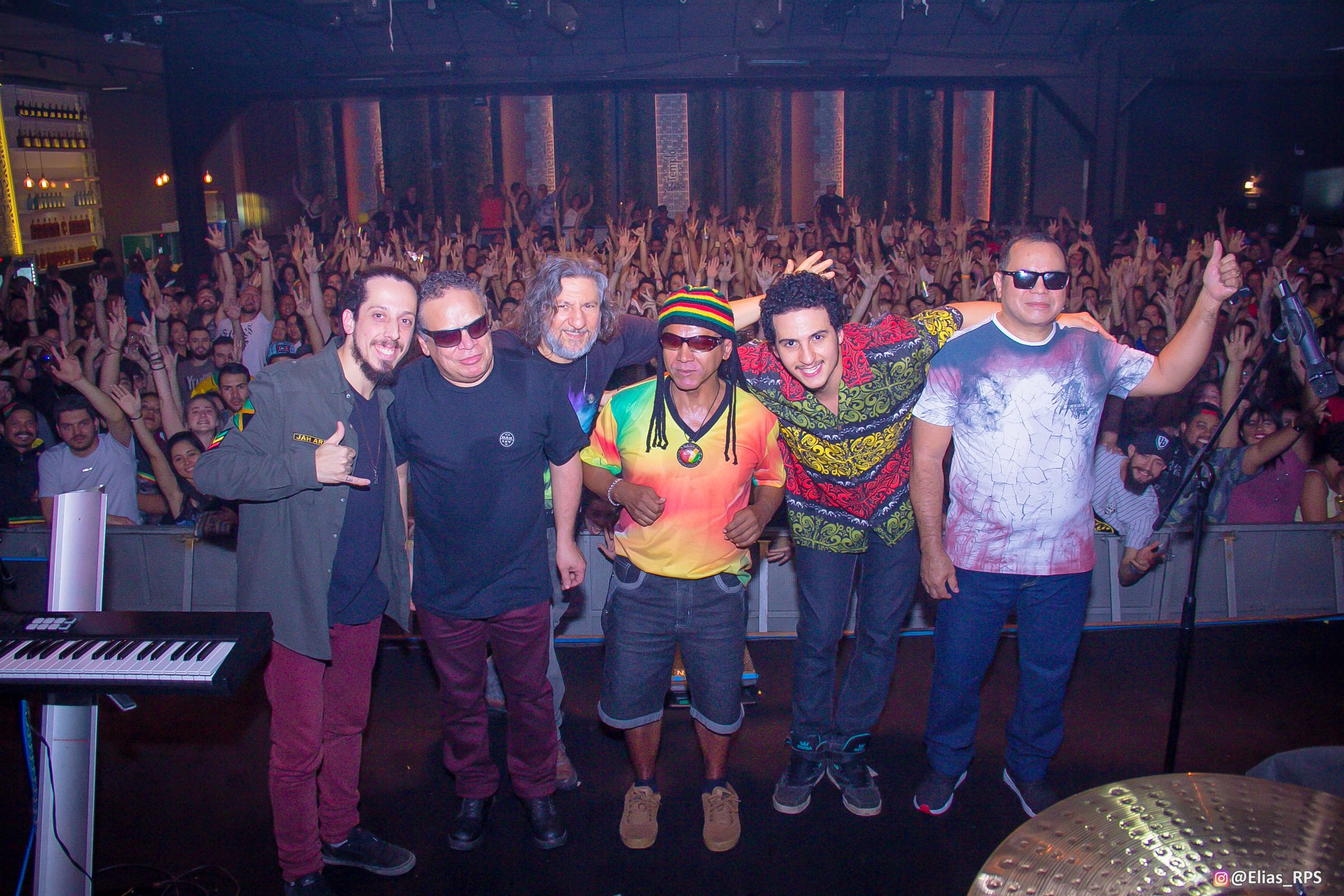 Natiruts vs Tribu de Jah