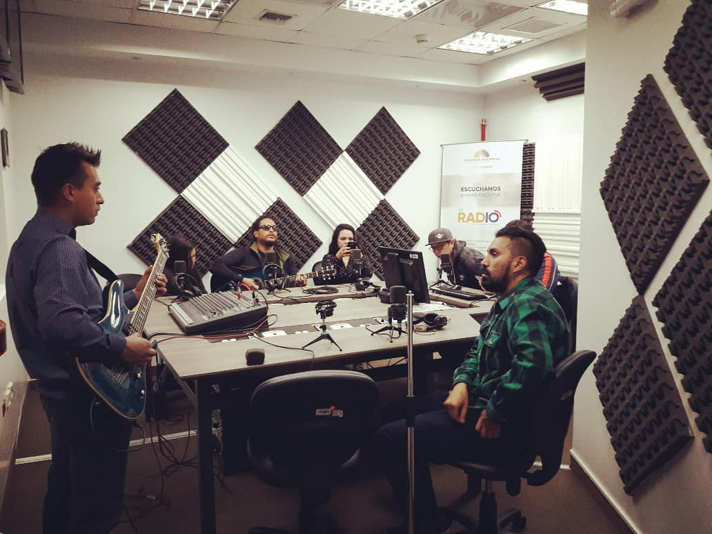 Entrevista Roberto Carlos & Zion Culture