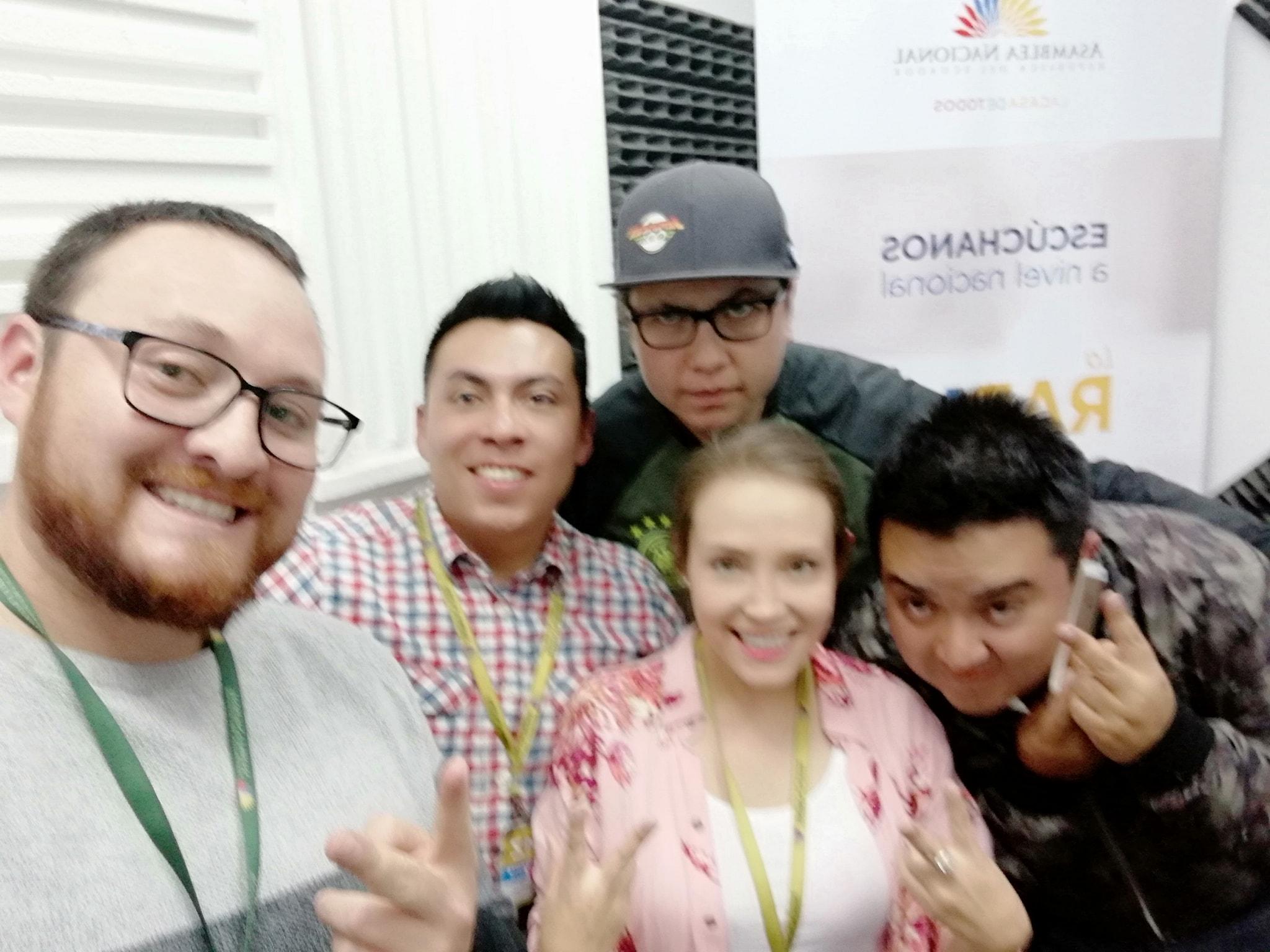 Entrevista al Cumbión