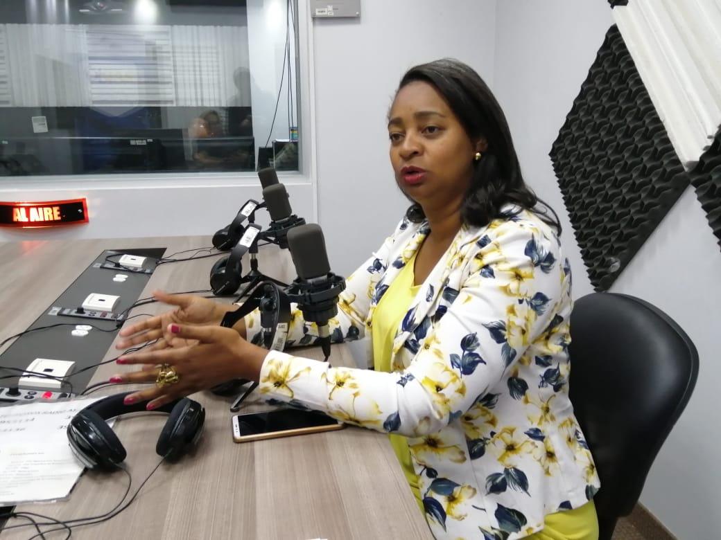 Catherine Chalá: Presupuesto para la atención a víctimas de violencia