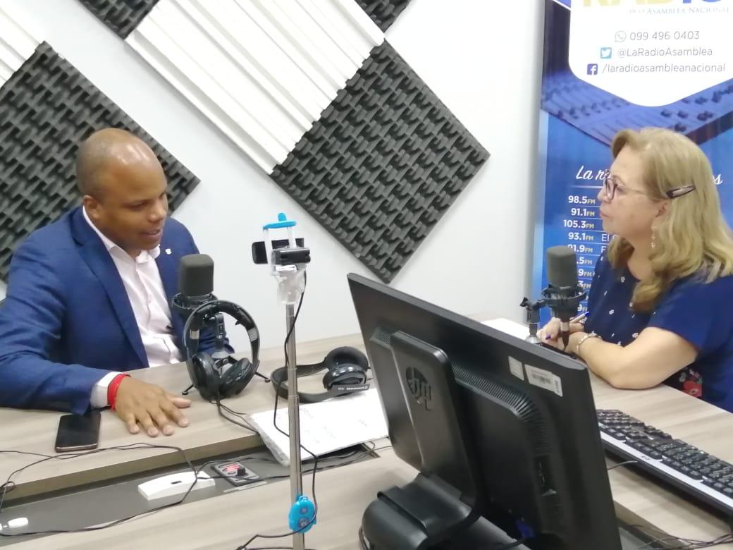 Elías Tenorio: Empleo joven y Ley de Emprendimiento.