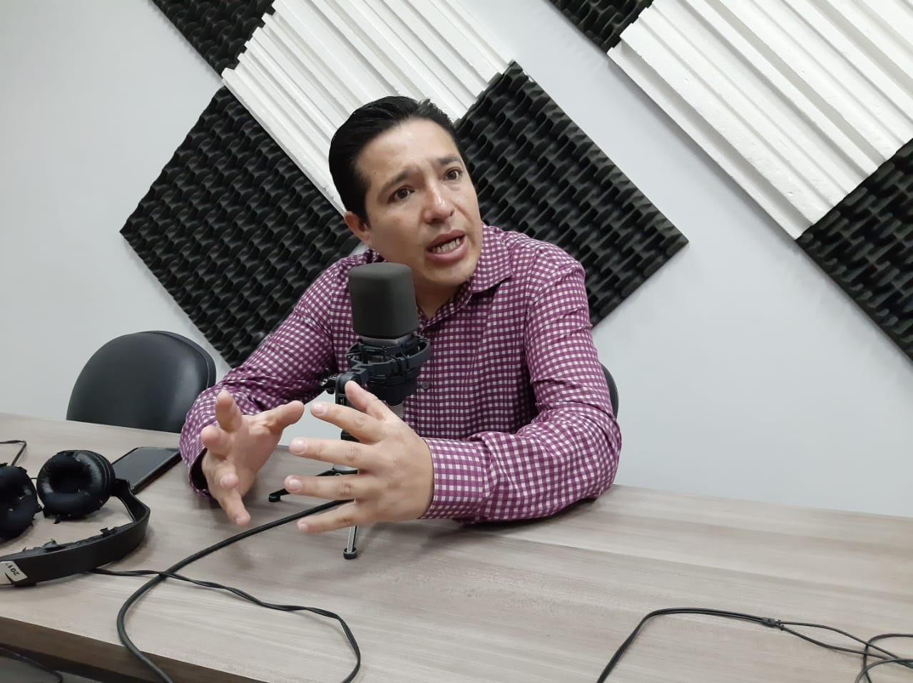 Daniel Rueda: Violencia de género